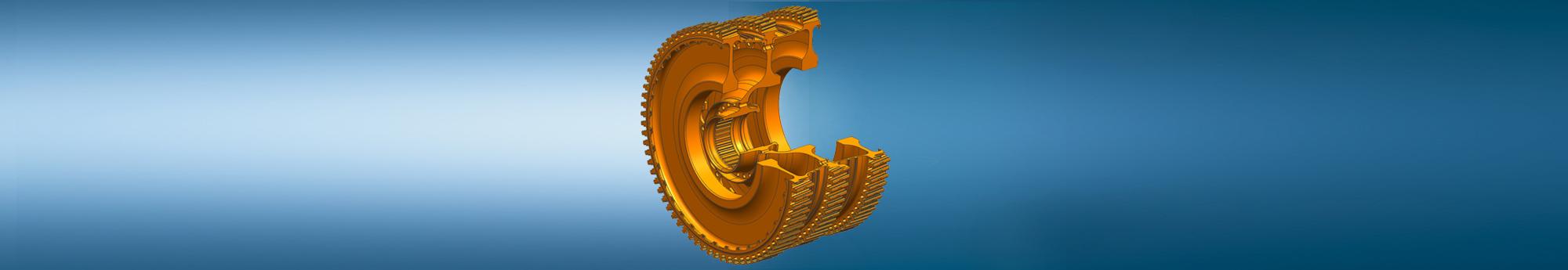 Mechanical Design - MTU Aero Engines